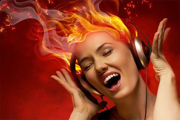 موسیقی مناسب رابطه جنسی