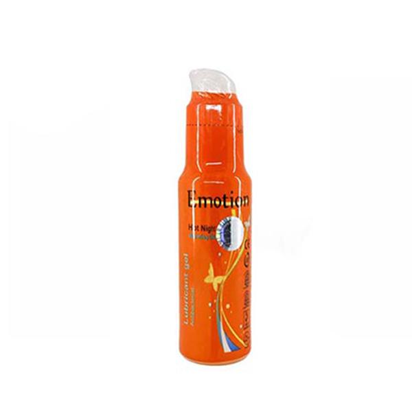 ژل گرم کننده نارنجی ایموشن