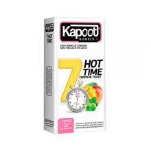 کاندوم ۷ کاره گرم کاپوت