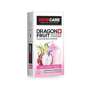 کاندوم خاردار dragon fruit سوئیس کر