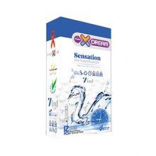 کاندوم sensation ایکس دریم