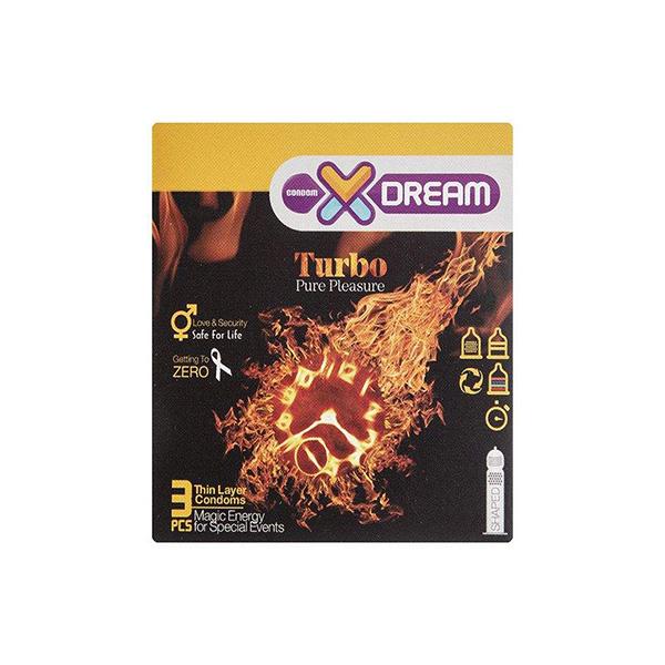 کاندوم Turbo ایکس دریم مینی