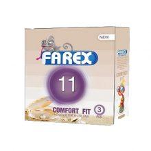کاندوم Comfort fit 11 فارکس مینی