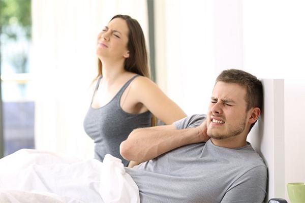 کمر درد پس از رابطه جنسی