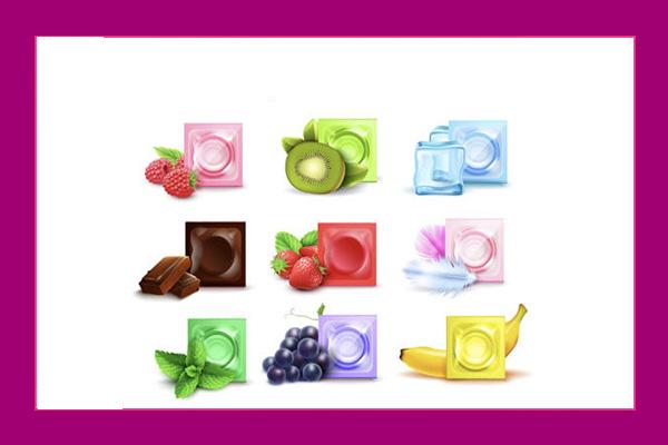 کاندوم میوه ای محبوب