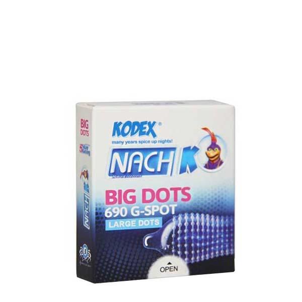کاندوم خاردرشت ناچ کدکس Big Dots مینی