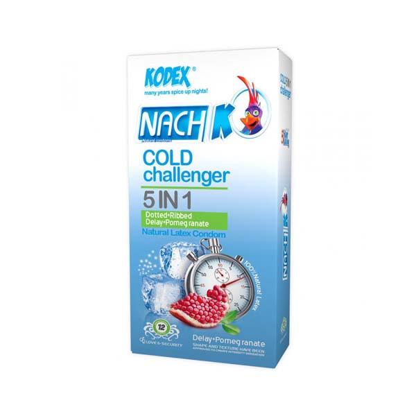 کاندوم 5 در 1 سرد ناچ کدکس