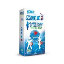 کاندوم Game Over کدکس مدل توتال