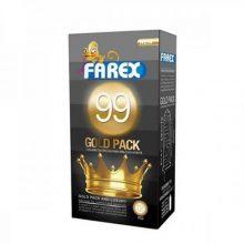 کاندوم gold pack فارکس