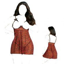 لباس خواب پلنگی