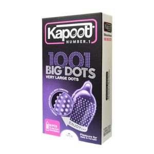 کاندوم کاپوت Big Dots